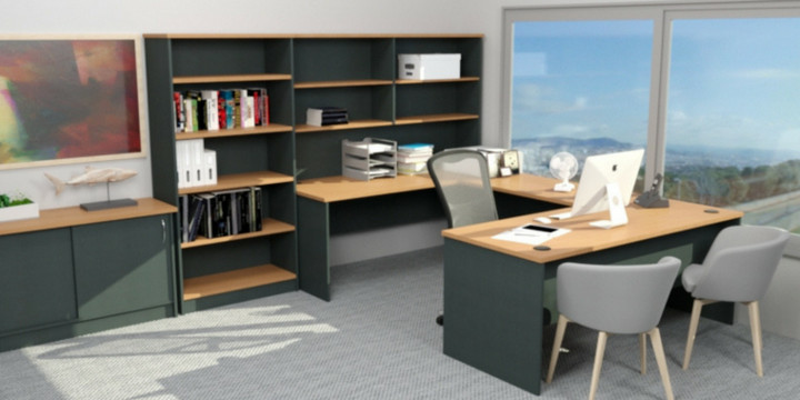 New And Quality Second Hand Office Furniture